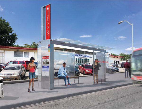 Prospect MAX station